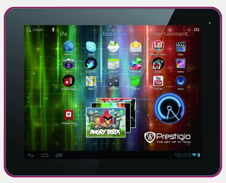 Планшетный компьютер Prestigio MultiPad 9,7