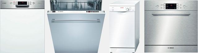 Посудомоечные машины производства компании BOSCH