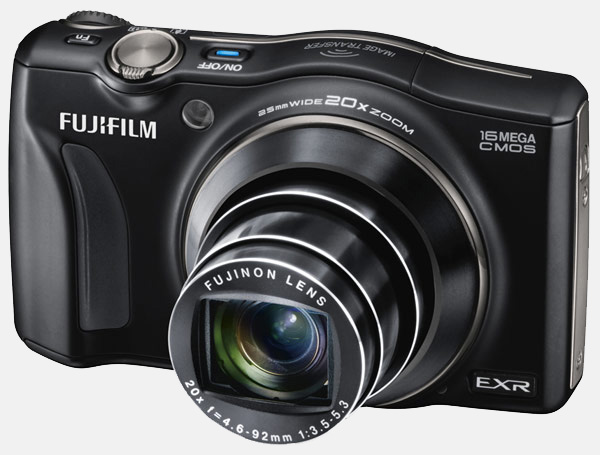 Фотокамера FinePix Z800EXR