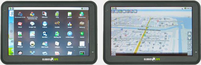 GPS навигатор на ОС Android