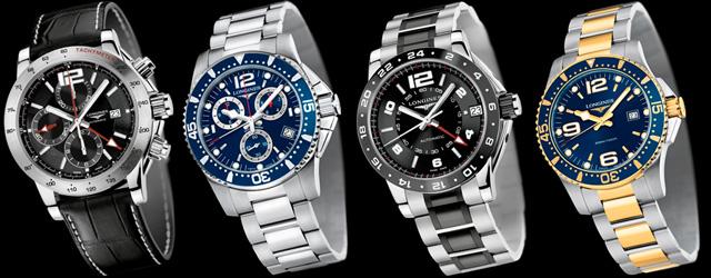 Мужские часы из коллекции Sport компании Longines