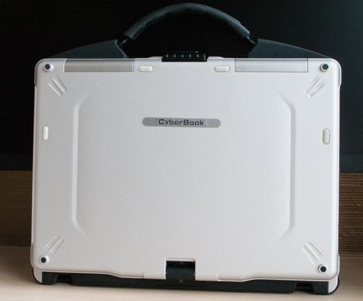 Внешний вид ноутбука DESTEN Cyberbook U872