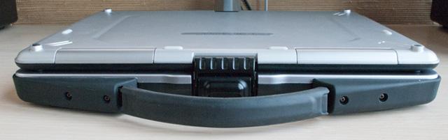 Замок и ручка корпуса ноутбука  DESTEN Cyberbook U872