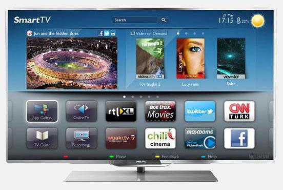 Телевизор Philips Smart TV 8007K