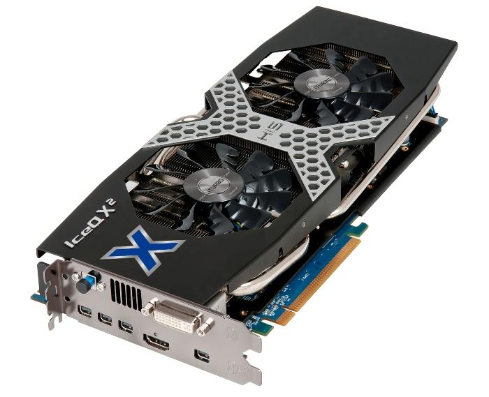 HIS на чипе Radeon HD 7970 GНz Edition