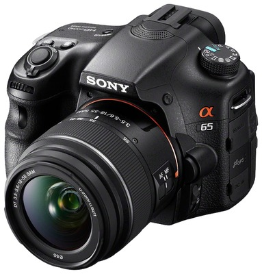 Sony Alpha SLT-A65 Kit 18-135 (около $1300)