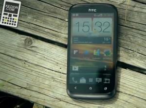 Коммуникатор на две СИМ-карты HTC Desire V