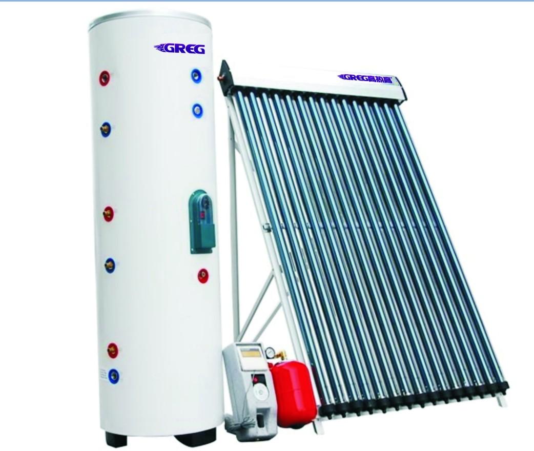 Система солнечного водоснабжения