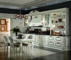 Итальянские кухни  Tomassi