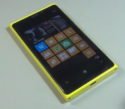 Смартфон Nokia Lumia 920