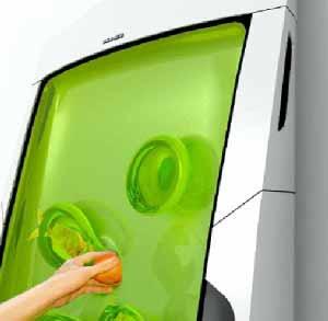 Холодильник на биогеле