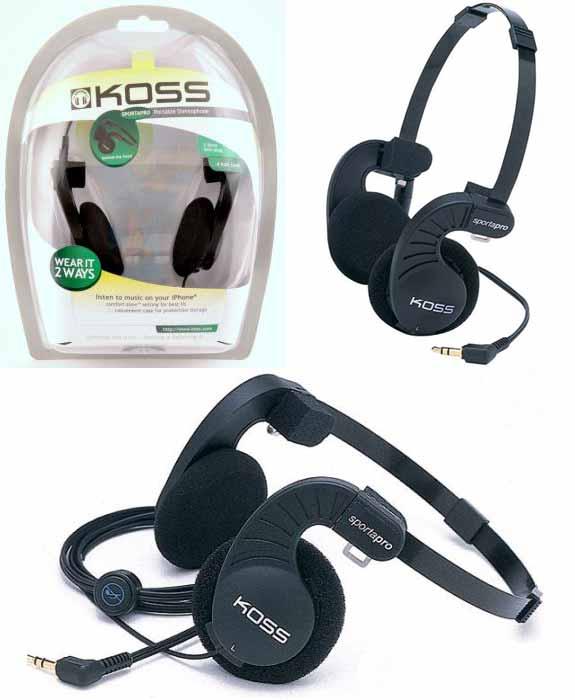 Наушники KOSS Sporta Pro