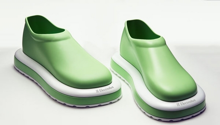 Ботинки-пылесос