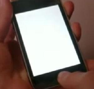 Белый экран смерти в iPhone