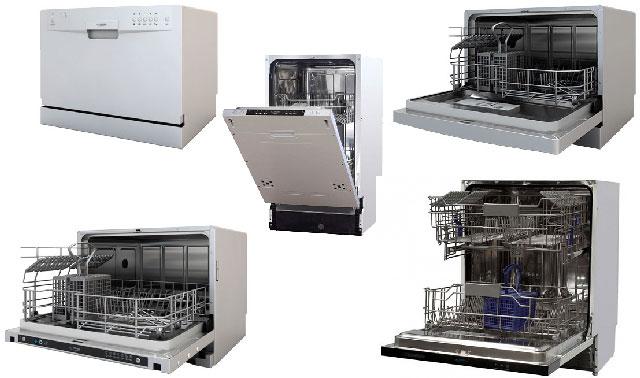 Посудомоичные машины Flavia