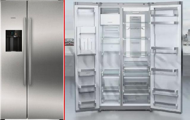 Холодильник Siemens CoolDuo KA62DV78