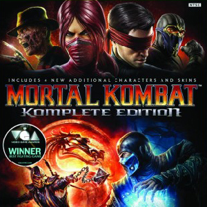 Mortal Kombat (2012) (PS3, Xbox 360)