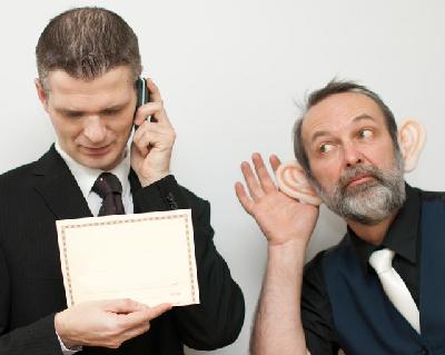 Слежка и подслушка за телефоном