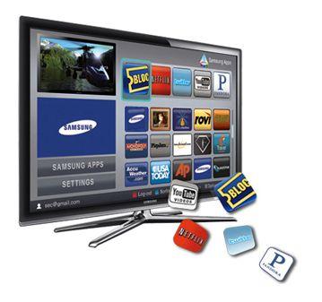 Приложения для Smart TV