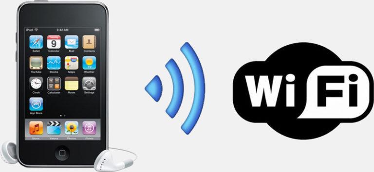 Как подключится к Wi-Fi сети на IPod Touch