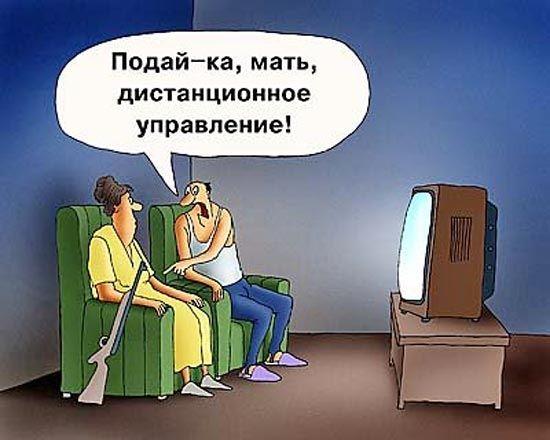 ЭЛТ телевизор