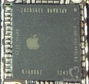 Процессор iPhone 5s А7 APL0698