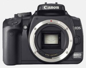 Фотокамера Canon EOS 400D Body