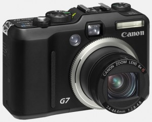 Фотокамера Canon PowerShot G7