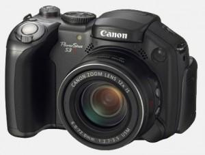 Фотокамера Canon PowerShot S3 IS