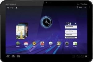 Планшетный ПК Motorola Xoom