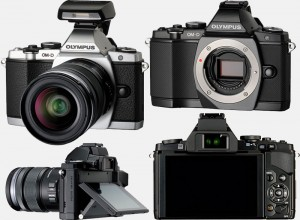Цифровая фотокамера Olympus OM-D E-M5