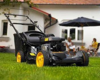 Какую выбрать газонокосилку