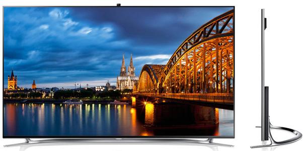 Samsung UE55F8000ATXUA — 4-ядерный LED-телевизор с управленим жестами