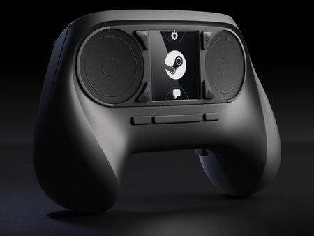 Новый контроллер от Valve