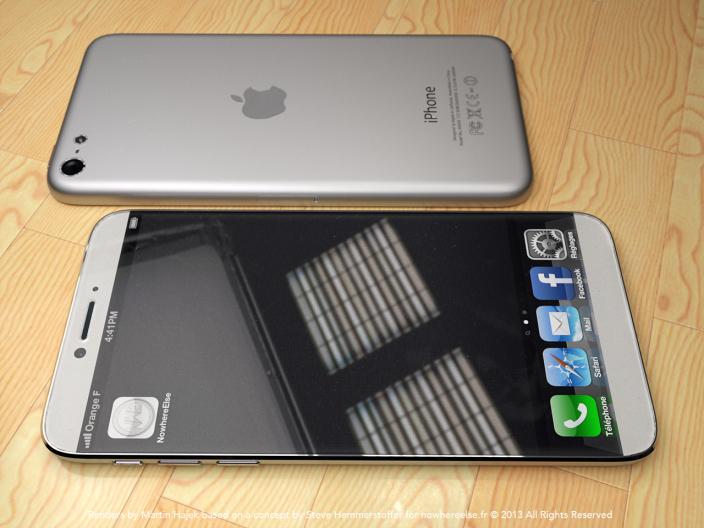 будущие экраны продуктов Apple