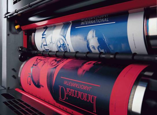 Офсетный метод печати