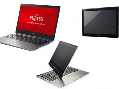 Новинки Fujitsu