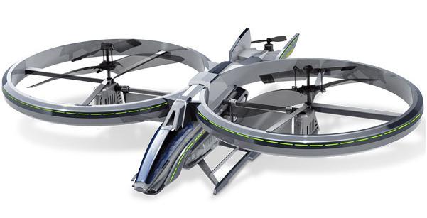 Вертолет радиоуправляемый