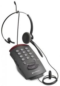 Телефонные аппараты с гарнитурой