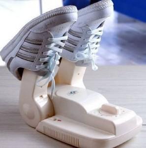 Приборы с внутренней вентиляцией обуви