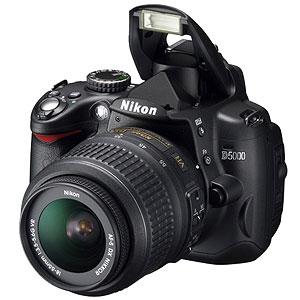 Фотокамера Nikon D5000 Kit