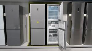 Холодильник с вакуумной технологией хранения продуктов