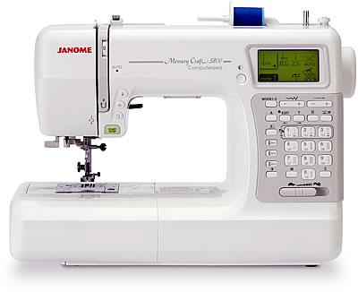 Компьютерные машинки для шитья: