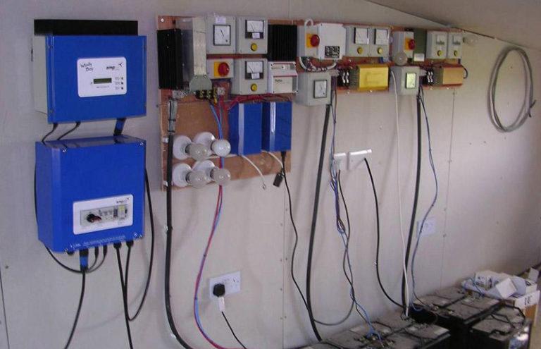Альтернативная электроэнергия для частного дома своими руками