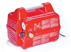 электрический опрессовщик