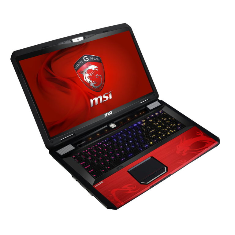 MSI GT70 Dragon Edition 2 Extreme