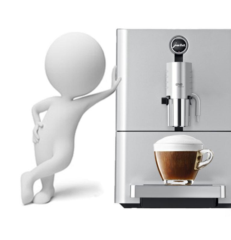 кофемашина эксплуатация