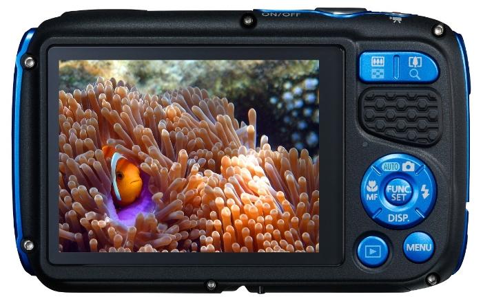 Canon PowerShot D30