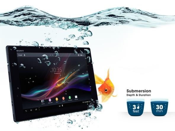 Sony Xperia Z2 Tablet2