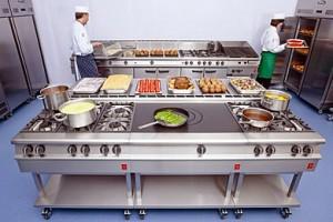 Технологическое оборудование для столовой